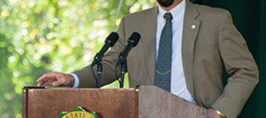 2012 Fall Address and University Picnic