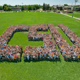 Ram Orientation welcomes first-years