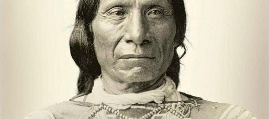 Chief Red Cloud in clearer view Sept. 25
