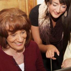 CSU students help older adults understand new technology