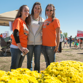 Ag Day 2014: Food, fun and football – all for scholarships