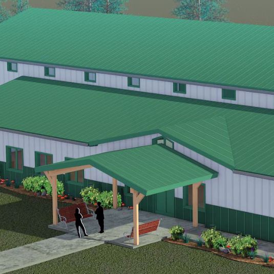 Breaking Ground On Agricultural Education
