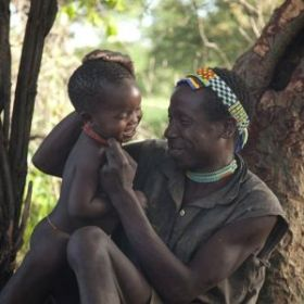 'The Hadza' film, discussion of oldest hunter-gatherers Oct. 7