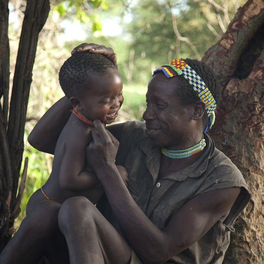 From documentary film 'The Hadza, Last of the First.'