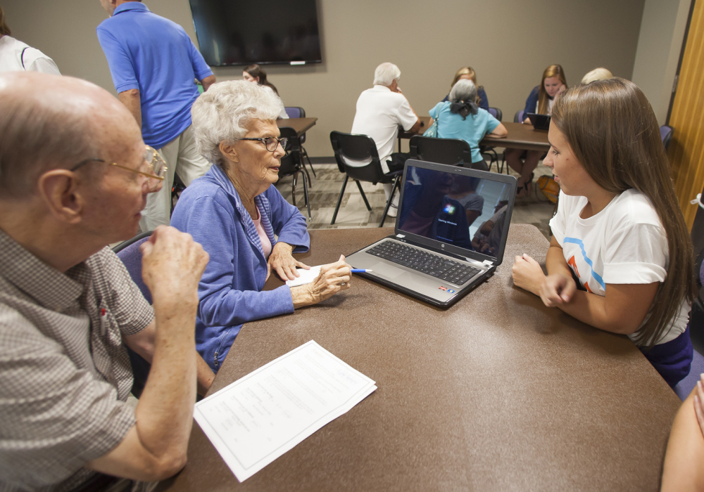 technology older adults