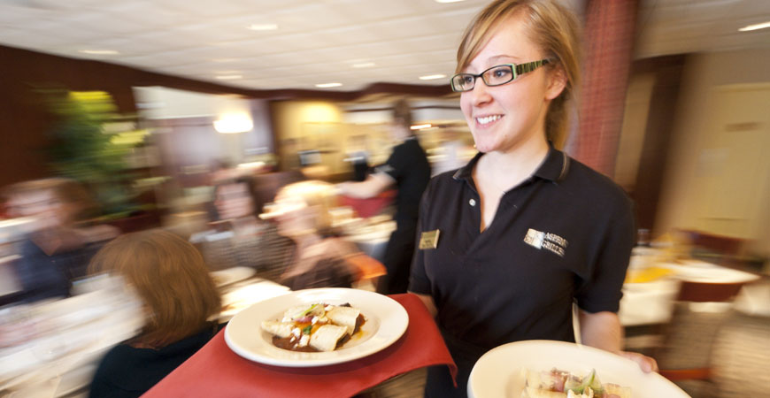 Aspen Grille in the LSC is now open