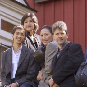 Celebrated Borromeo String Quartet