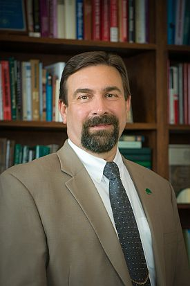 Colorado State University President Anthony (Tony) A. Frank.March 28, 2014.
