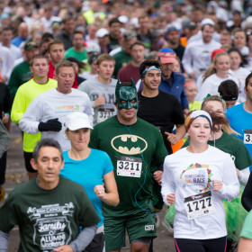 Race to register for Homecoming 5K