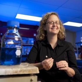 Monfort prof presents hydrogen storage research