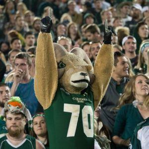Homecoming Football at Colorado State University