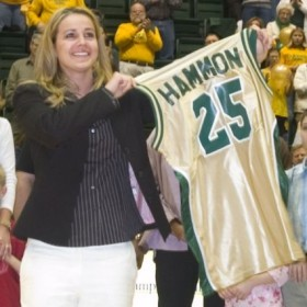Becky Hammon speaks on campus Sept. 17