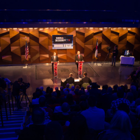 Governor's race debate at CSU