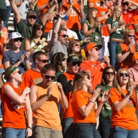 Orange is the new green Saturday