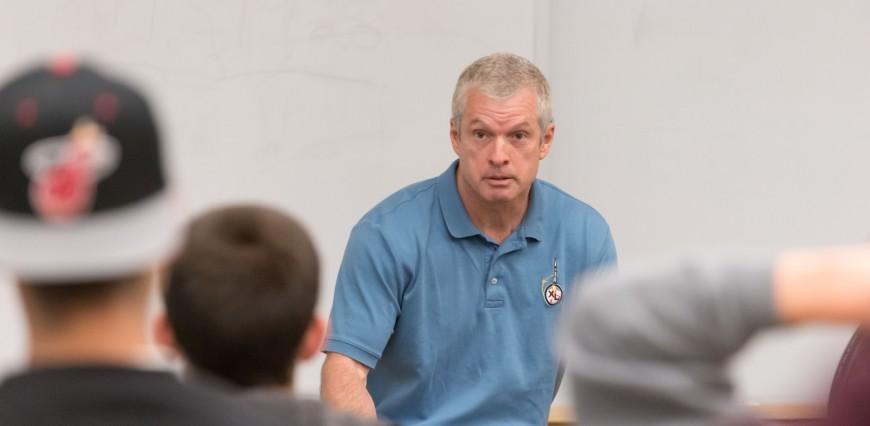 NASA Astronaut Visits Colorado State University