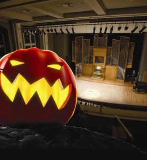 Halloween in Organ Recital Hall