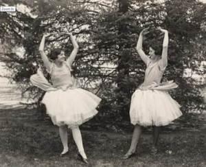 hauntings - dancers