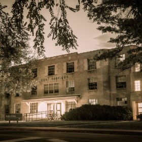 The hallowed, haunted halls of Colorado State