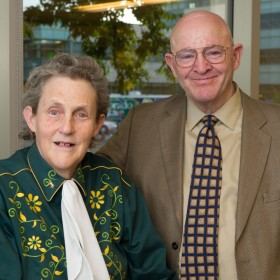 Faculty donors boost Animal Sciences project