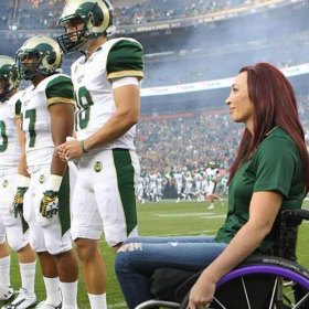 Amy Van Dyken's Way: CSU renames street after Olympic legend