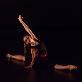 Fall Dance Concert features human condition of dance