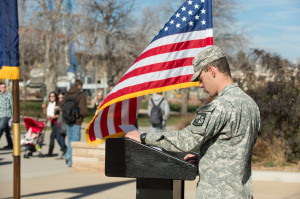 Veterans Day at Colorado State University