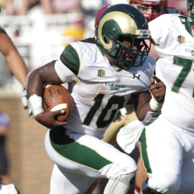 CSU RB Hart shines in victory