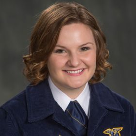 Six years in the making: CSU student named FFA vice president