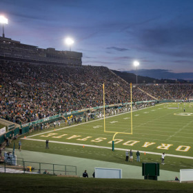 Farewell to Hughes Stadium