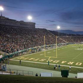Farewell to Hughes Stadium