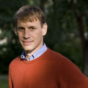Headshot of Sam Myers, a Harvard scientist