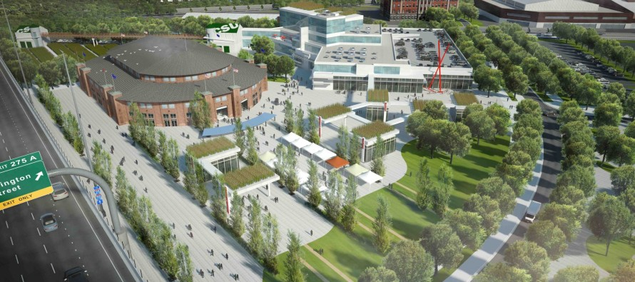 CSU part of master plan for National Western Center