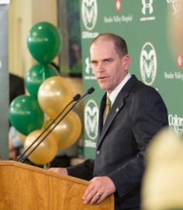 Mike Bobo comes to Colorado State University