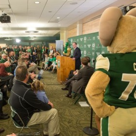 Mike Bobo excited to be a CSU Ram