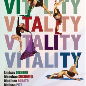 Dance capstone to showcase vitality of 4 seniors