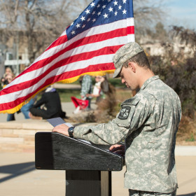 "Another ""badge"" for CSU's veteran efforts"