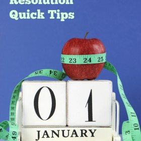 Quick tips to make new year's resolutions stick