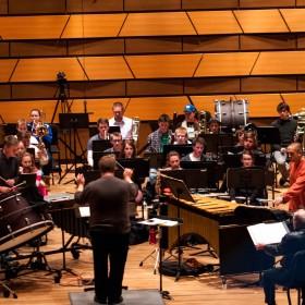 Symphonic Band rolls out new music Dec. 10