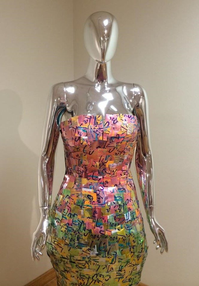 Gustafson Unveils Fgi Pop Art Fashion Show Source Colorado State University