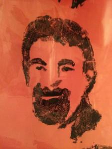 close-up photo of Tony Frank dress