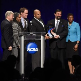 NCAA honors CSU for efforts to increase diversity, inclusion