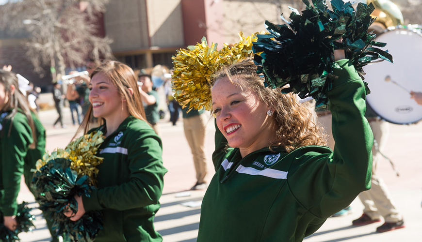 Founders Day at Colorado State University
