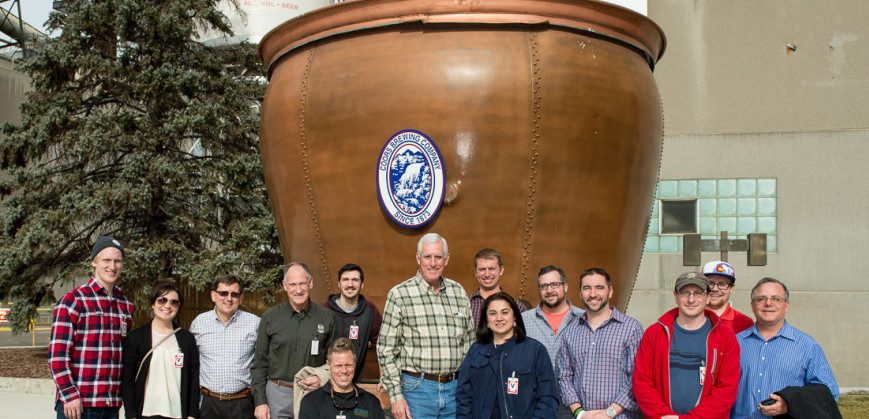 Professionals expand knowledge through Beverage Business