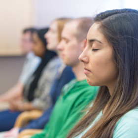 New mindful group can help relieve stress