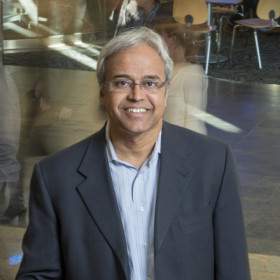 President's Community Lecture Series features Ajay Menon