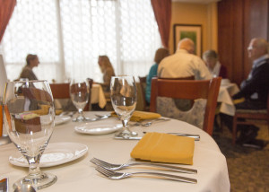 photo of Aspen Grille dining room
