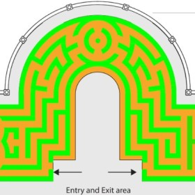 Professors help choose a-maze-ing design for Stanley Hotel