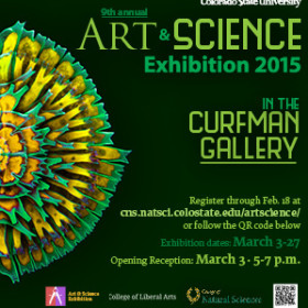 Explore art and science in new Curfman Gallery exhibit