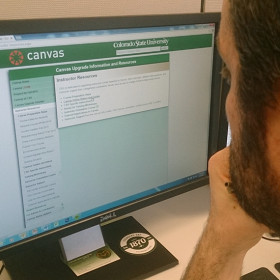 Canvas training prepares faculty for fall, many options available