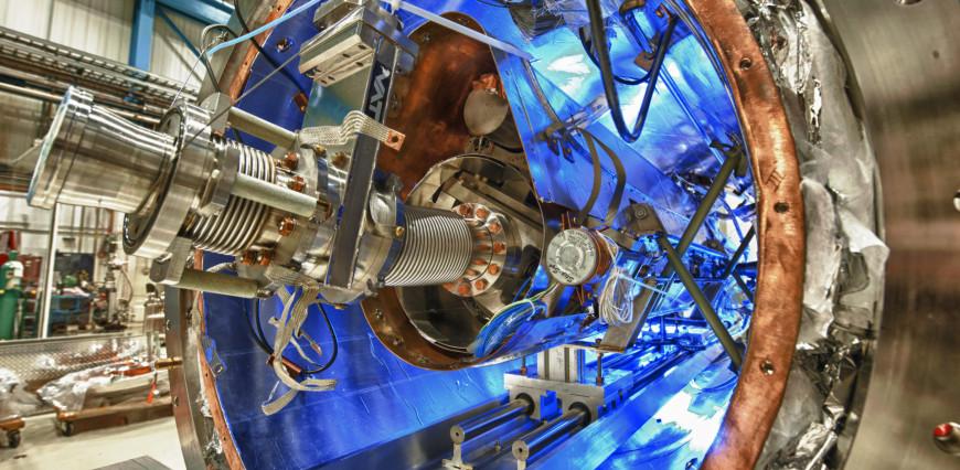 Fermilab accelerator